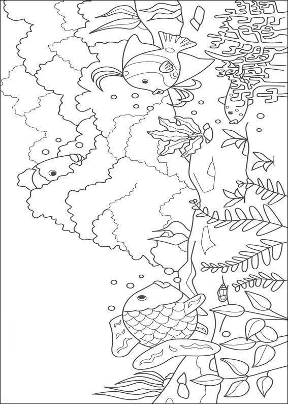 Animale pestisori de colorat p05