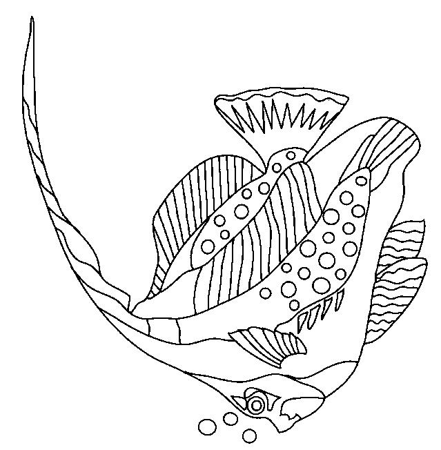 Animale pestisori de colorat p32