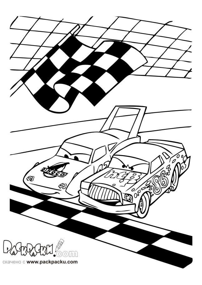 planse de colorat cars de colorat p50