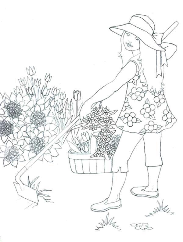 Flori de colorat p52