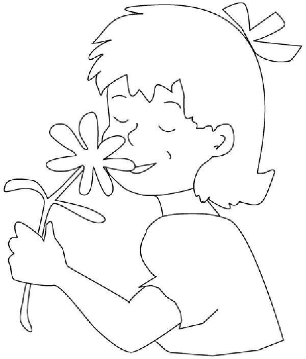Flori de colorat p57