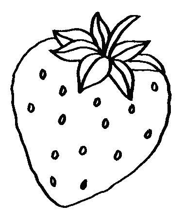 Planse De Colorat Fructe Si Legume De Colorat P34 Desene