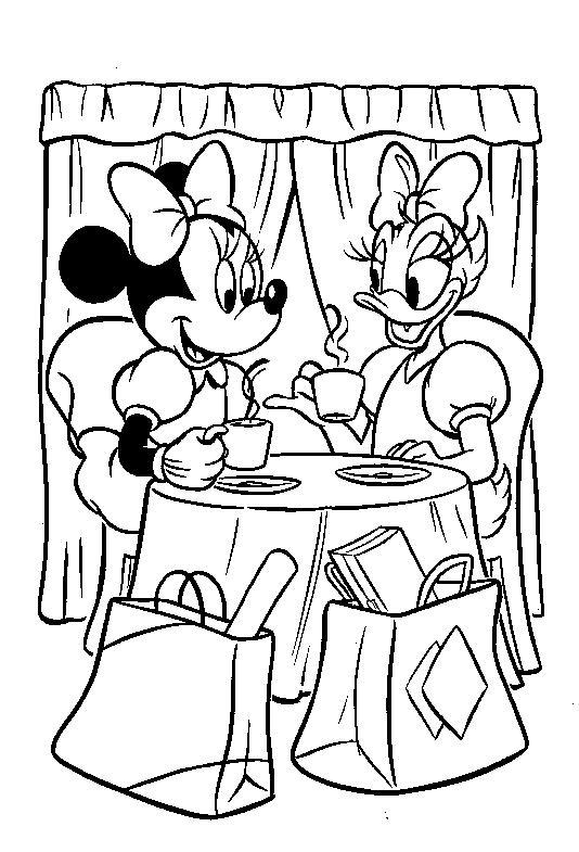 Planse De Colorat Mickey Mouse De Colorat P31 Desene De