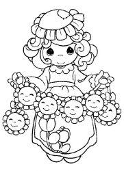 Planse De Colorat Cu Copii Desene De Colorat Cu Copii