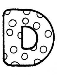 plansa de colorat alfabetul de colorat p04