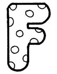 plansa de colorat alfabetul de colorat p06