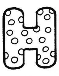 plansa de colorat alfabetul de colorat p08