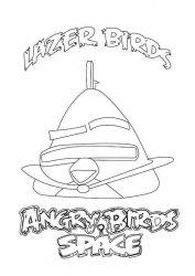 plansa de colorat angry birds de colorat p19