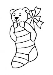 plansa de colorat animale ursuleti de colorat p29