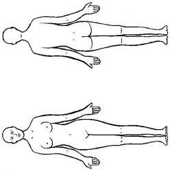 plansa de colorat corpul uman de colorat p19