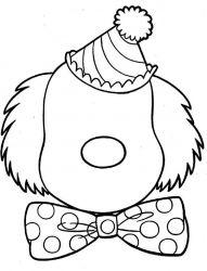 plansa de colorat corpul uman de colorat p38