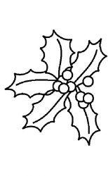 plansa de colorat craciun ornamente de colorat p19