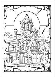 plansa de colorat cronicile spiderwick de colorat p05