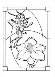 plansa de colorat cronicile spiderwick de colorat p11