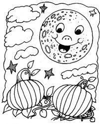 plansa de colorat hallowen de colorat p33