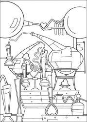 plansa de colorat igor de colorat p06