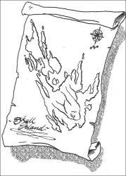 plansa de colorat king kong de colorat p02