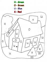 plansa de colorat locuinte de colorat p10