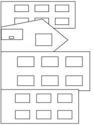 plansa de colorat locuinte de colorat p12