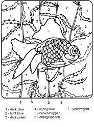 plansa de colorat matematica distractiva de colorat p14