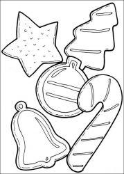 plansa de colorat mos craciun de colorat p47
