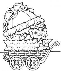 plansa de colorat my little poney de colorat p03