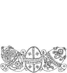 plansa de colorat paste de colorat p103