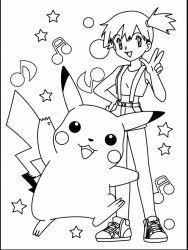 plansa de colorat pokemon de colorat p15