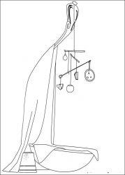 plansa de colorat povestea lui despereaux de colorat p12