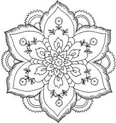 plansa de colorat primavara de colorat p35