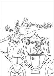 plansa de colorat printesa leonora de colorat p26