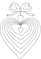 plansa de colorat sfantul valentin de colorat p36
