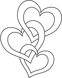 plansa de colorat sfantul valentin de colorat p81