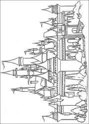 plansa de colorat shrek de colorat p123