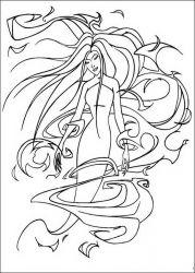 plansa de colorat sindbad de colorat p07
