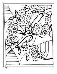 plansa de colorat toamna de colorat p11