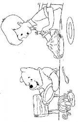 plansa de colorat winnie the pooh de colorat p103