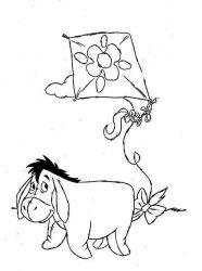 plansa de colorat winnie the pooh de colorat p126