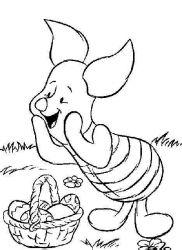 plansa de colorat winnie the pooh de colorat p147