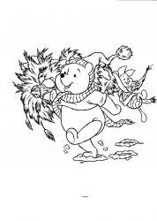 plansa de colorat winnie the pooh de colorat p38