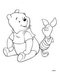 plansa de colorat winnie the pooh de colorat p39