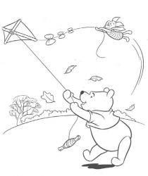 plansa de colorat winnie the pooh de colorat p51