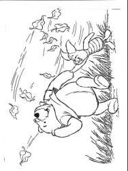plansa de colorat winnie the pooh de colorat p56